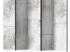 Paraván - Concretum murum II [Room Dividers]